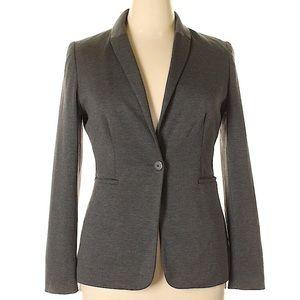 Gray Blazer - a classic, versatile wardrobe staple